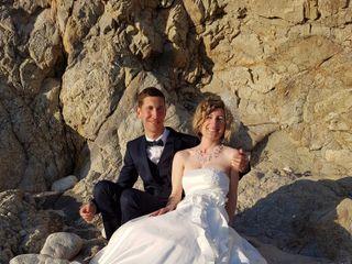 Le mariage de Laure Elia et Frédéric 3