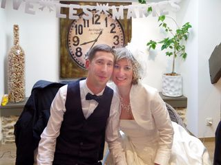 Le mariage de Laure Elia et Frédéric