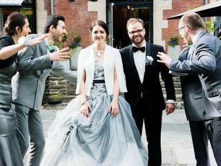 Le mariage de Laure et Romain