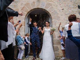 Le mariage de Pauline et Mehdi