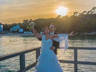 Le mariage de Cynthia et Jeremy 1