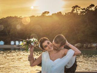 Le mariage de Cynthia et Jeremy