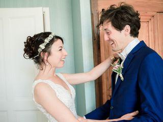 Le mariage de Katia et Corentin
