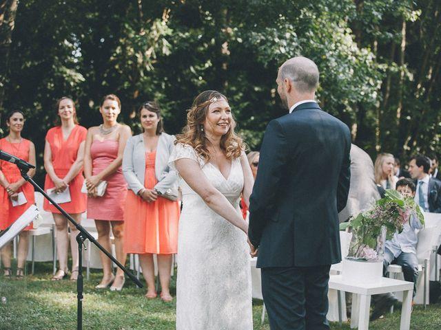 Le mariage de Alexis et Elise à Poitiers, Vienne 16