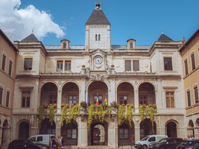 Le mariage de Eric et Marlène à Lyon, Rhône 4