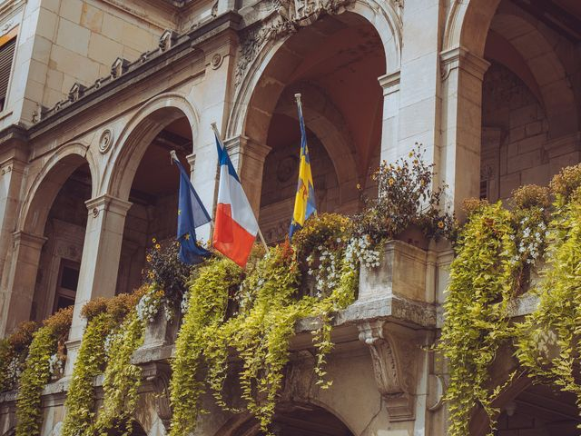 Le mariage de Eric et Marlène à Lyon, Rhône 5