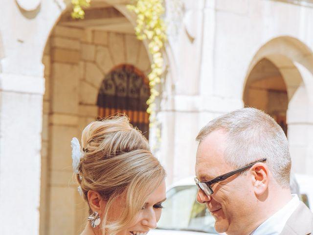 Le mariage de Eric et Marlène à Lyon, Rhône 9