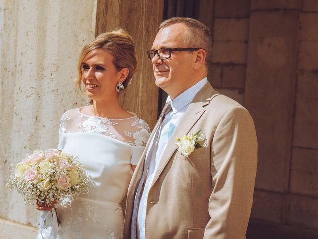 Le mariage de Marlène et Eric