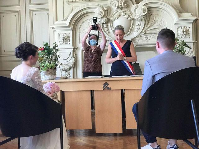 Le mariage de Tanguy et Lauriane à Montluçon, Allier 8