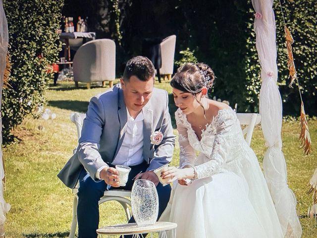 Le mariage de Tanguy et Lauriane à Montluçon, Allier 16