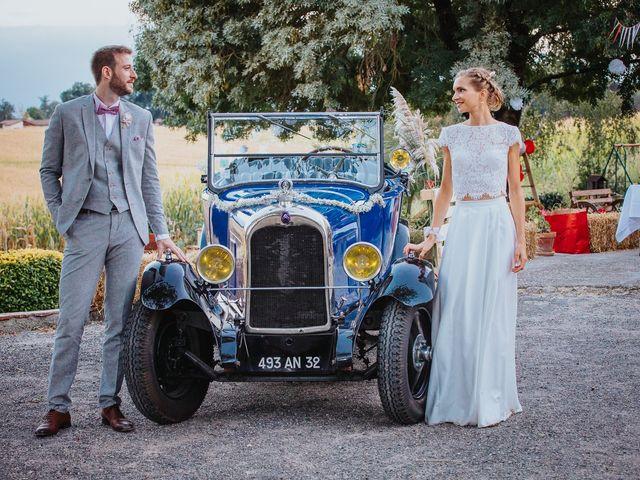 Le mariage de Mathilde et Pierre Julien