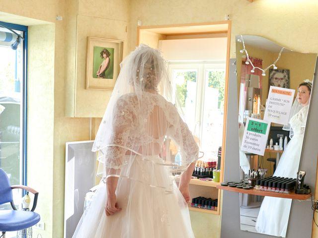Le mariage de David et Christelle à Saint-Vincent-des-Prés, Sarthe 5