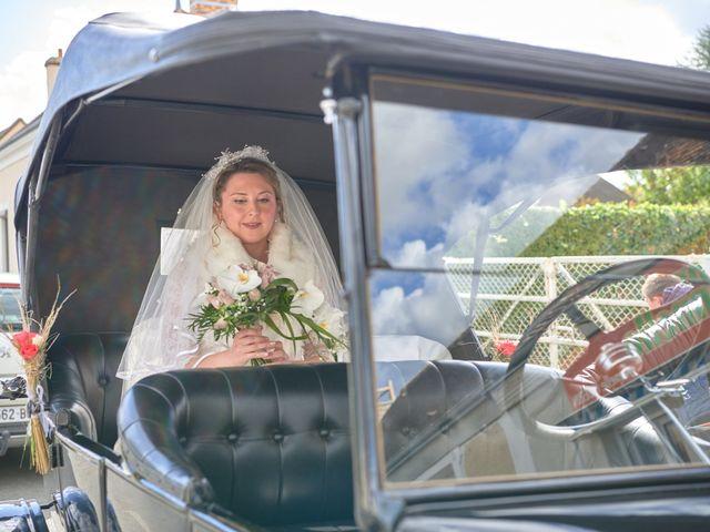 Le mariage de David et Christelle à Saint-Vincent-des-Prés, Sarthe 6