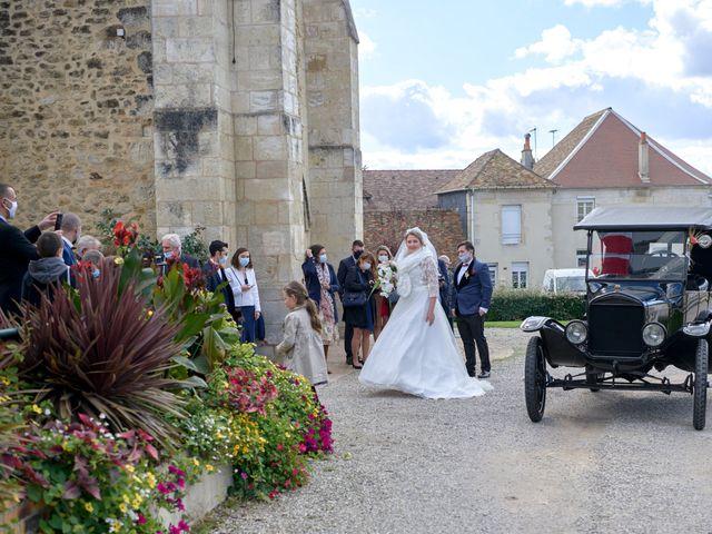 Le mariage de David et Christelle à Saint-Vincent-des-Prés, Sarthe 8