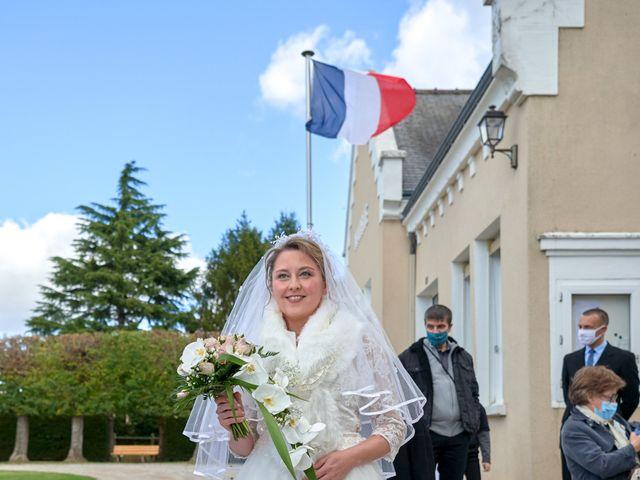 Le mariage de David et Christelle à Saint-Vincent-des-Prés, Sarthe 10