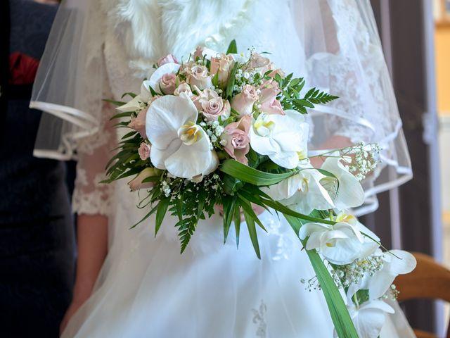 Le mariage de David et Christelle à Saint-Vincent-des-Prés, Sarthe 14