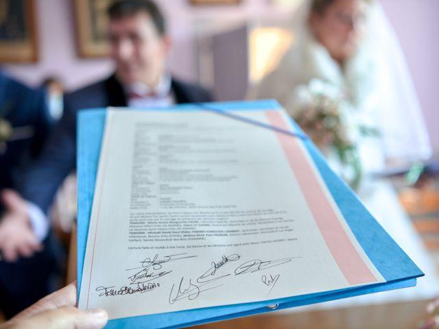 Le mariage de David et Christelle à Saint-Vincent-des-Prés, Sarthe 16