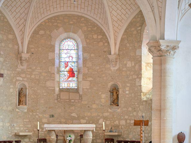 Le mariage de David et Christelle à Saint-Vincent-des-Prés, Sarthe 20
