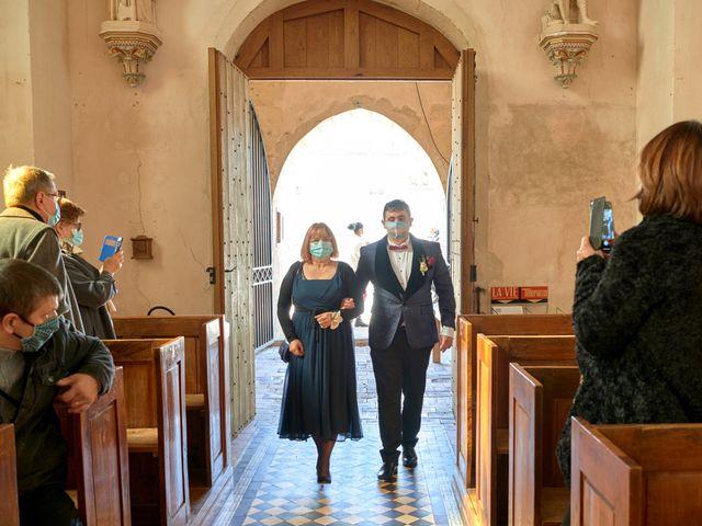 Le mariage de David et Christelle à Saint-Vincent-des-Prés, Sarthe 23
