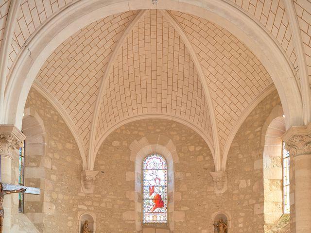 Le mariage de David et Christelle à Saint-Vincent-des-Prés, Sarthe 26