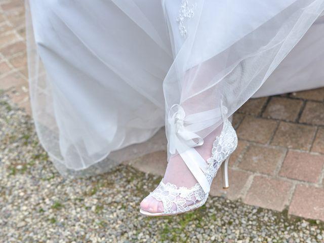 Le mariage de David et Christelle à Saint-Vincent-des-Prés, Sarthe 34