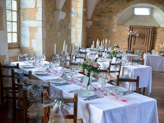 Le mariage de David et Christelle à Saint-Vincent-des-Prés, Sarthe 40