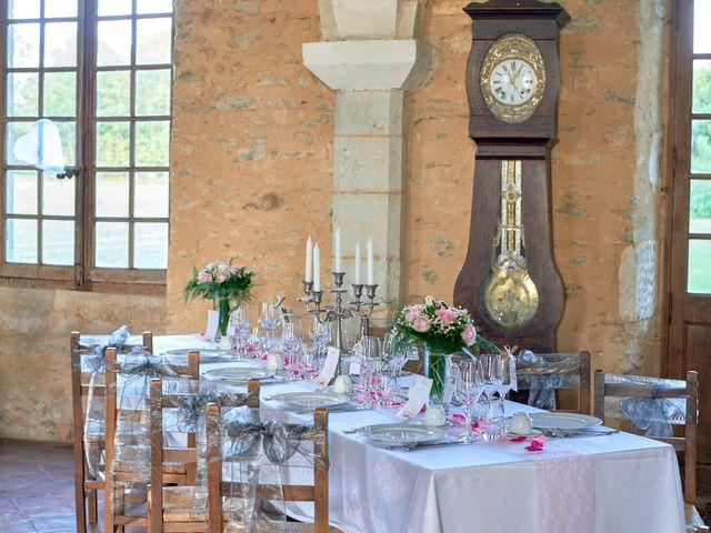 Le mariage de David et Christelle à Saint-Vincent-des-Prés, Sarthe 41