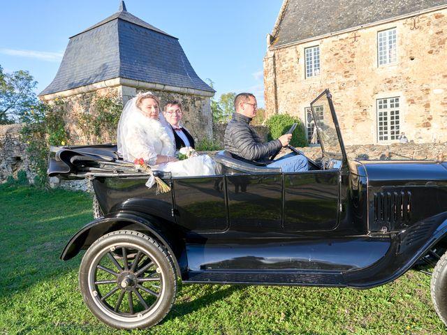 Le mariage de David et Christelle à Saint-Vincent-des-Prés, Sarthe 42