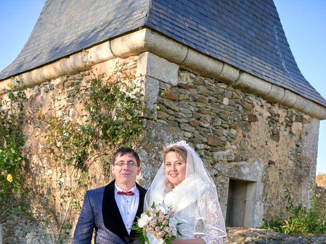 Le mariage de David et Christelle à Saint-Vincent-des-Prés, Sarthe 43