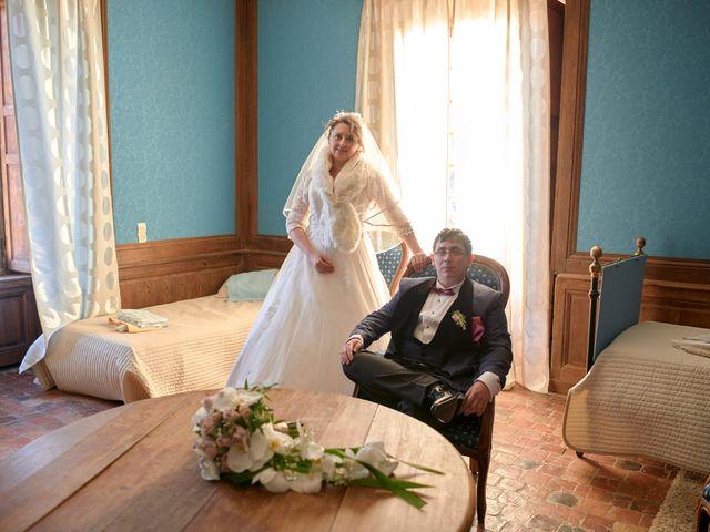 Le mariage de David et Christelle à Saint-Vincent-des-Prés, Sarthe 44