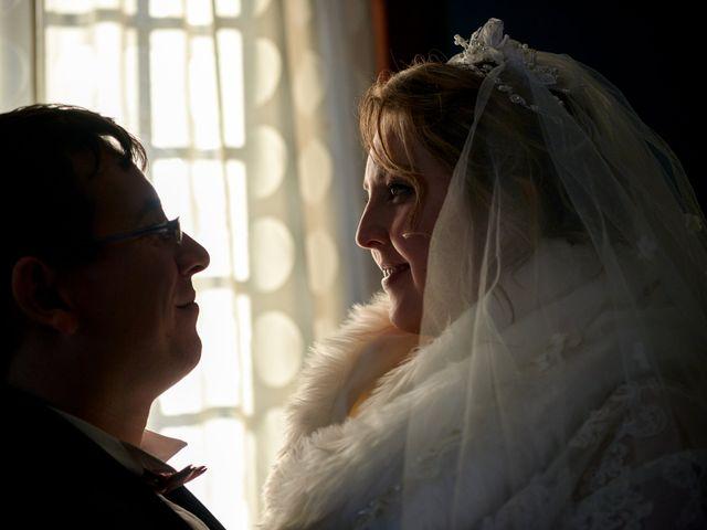 Le mariage de David et Christelle à Saint-Vincent-des-Prés, Sarthe 45