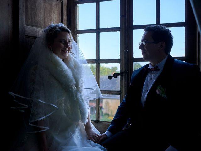 Le mariage de David et Christelle à Saint-Vincent-des-Prés, Sarthe 46