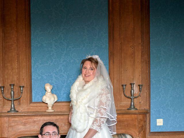 Le mariage de David et Christelle à Saint-Vincent-des-Prés, Sarthe 48