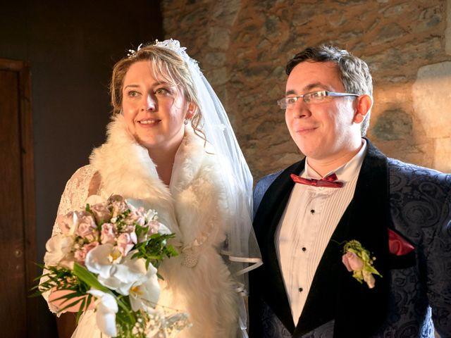 Le mariage de David et Christelle à Saint-Vincent-des-Prés, Sarthe 49