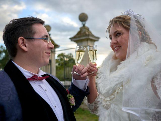 Le mariage de David et Christelle à Saint-Vincent-des-Prés, Sarthe 51