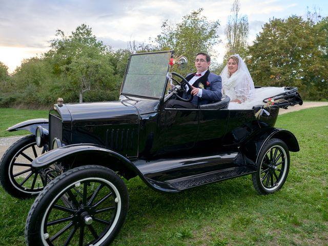 Le mariage de David et Christelle à Saint-Vincent-des-Prés, Sarthe 52