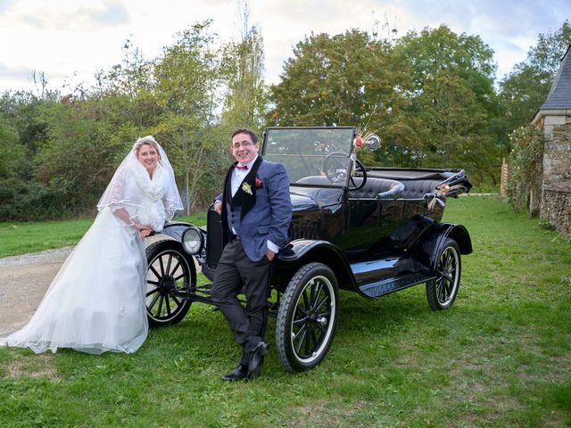 Le mariage de David et Christelle à Saint-Vincent-des-Prés, Sarthe 53