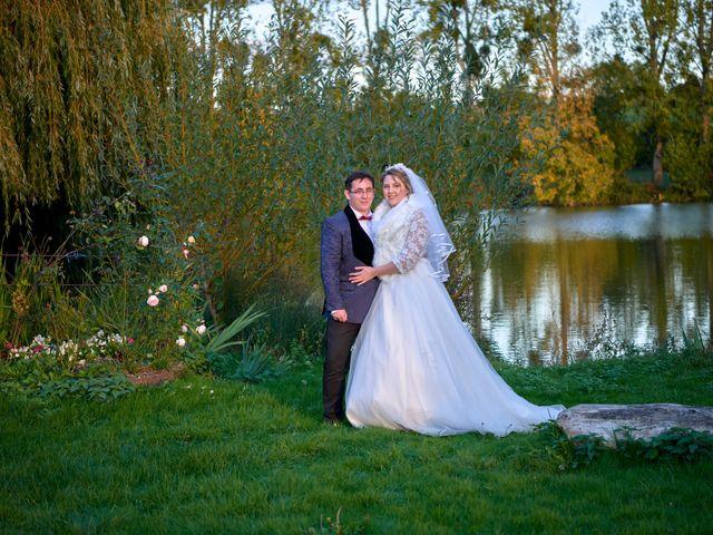 Le mariage de David et Christelle à Saint-Vincent-des-Prés, Sarthe 54