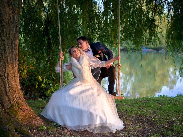 Le mariage de David et Christelle à Saint-Vincent-des-Prés, Sarthe 55