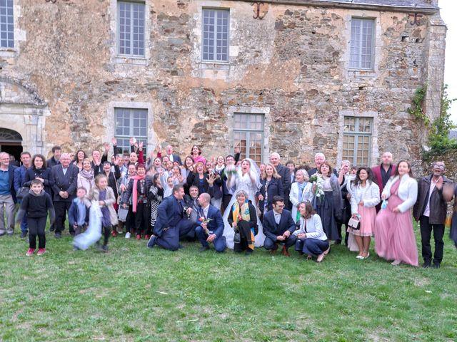 Le mariage de David et Christelle à Saint-Vincent-des-Prés, Sarthe 57