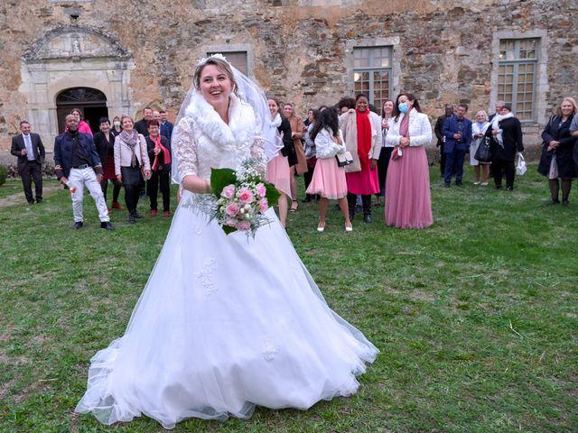 Le mariage de David et Christelle à Saint-Vincent-des-Prés, Sarthe 58