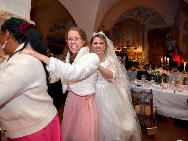 Le mariage de David et Christelle à Saint-Vincent-des-Prés, Sarthe 61