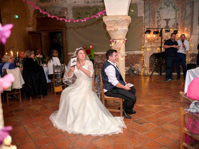 Le mariage de David et Christelle à Saint-Vincent-des-Prés, Sarthe 62