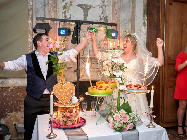 Le mariage de David et Christelle à Saint-Vincent-des-Prés, Sarthe 65