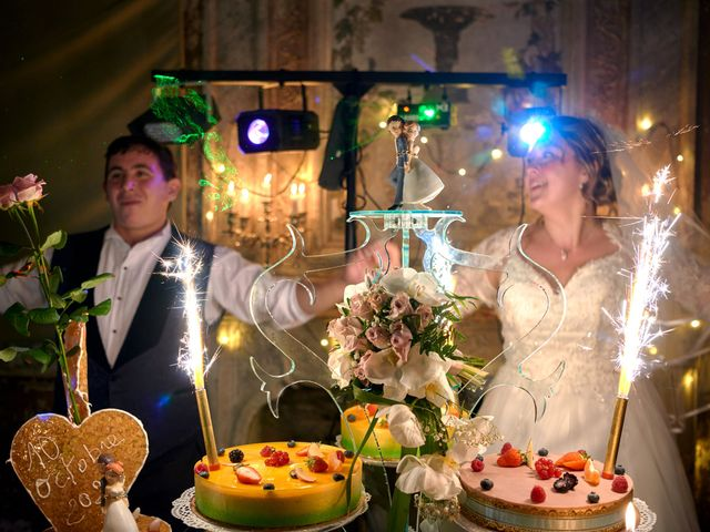 Le mariage de David et Christelle à Saint-Vincent-des-Prés, Sarthe 69
