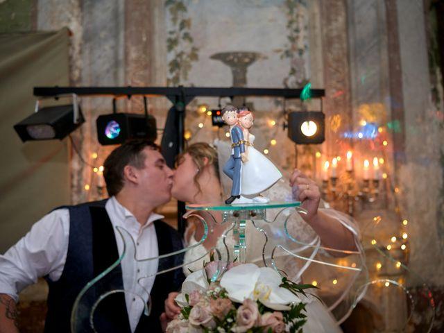 Le mariage de David et Christelle à Saint-Vincent-des-Prés, Sarthe 70