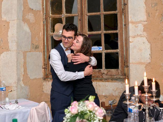 Le mariage de David et Christelle à Saint-Vincent-des-Prés, Sarthe 71