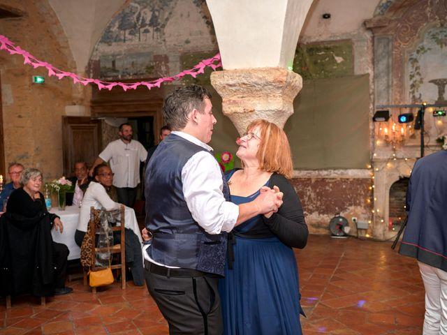 Le mariage de David et Christelle à Saint-Vincent-des-Prés, Sarthe 72