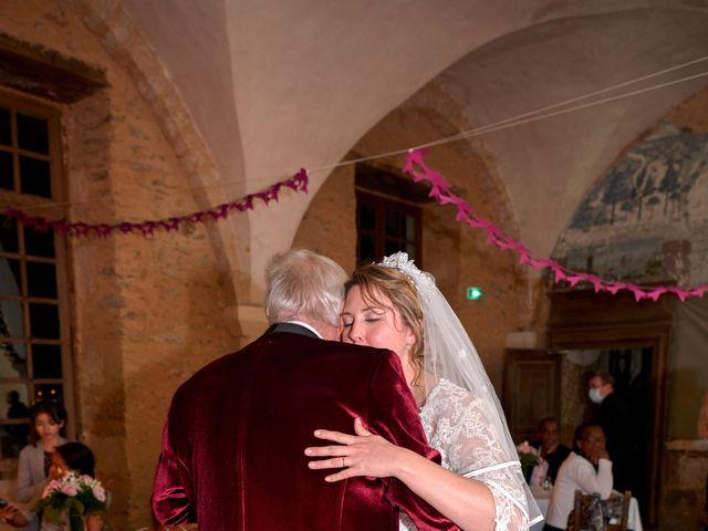 Le mariage de David et Christelle à Saint-Vincent-des-Prés, Sarthe 73