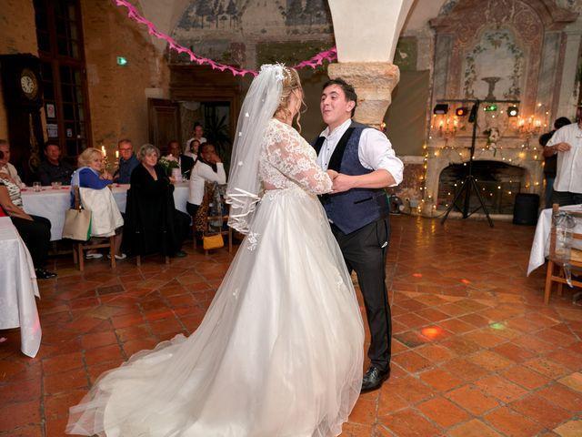 Le mariage de David et Christelle à Saint-Vincent-des-Prés, Sarthe 74